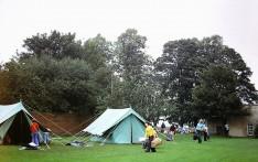 Churnside Camp September 1974