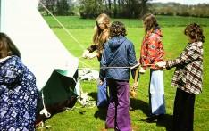 Churnside Camp May 1976