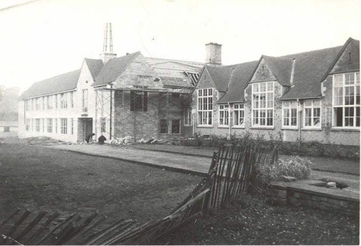 Comprehensive School Buildings 1964