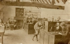 1897 Improvements to Chemical Laboratory.