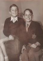 Jeremy Gaskill 1954 - 1956