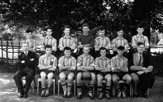 First XI Football Team 1960-61