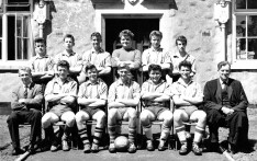 First XI Football Team 1961-62