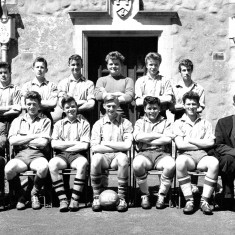 1961-62 First XI Football Team