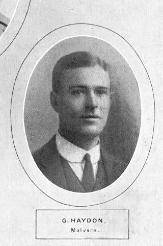Gilbert Haydon