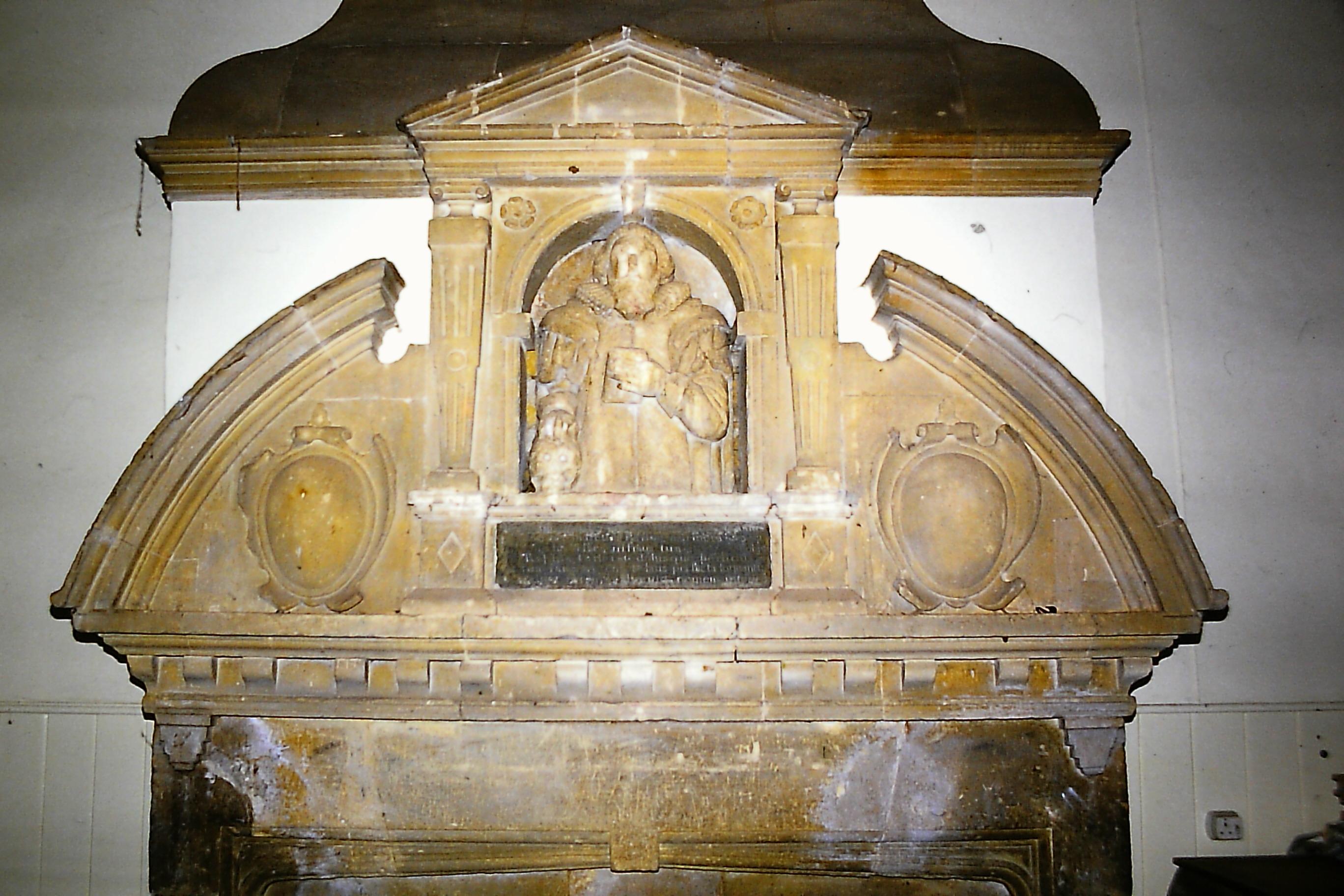 John Fereby Fireplace Old Grammar School