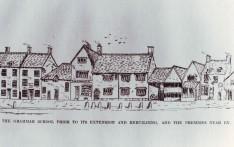 The Old Grammar School Building
