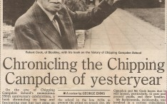 Chronicling the Chipping Campden of Yesteryear
