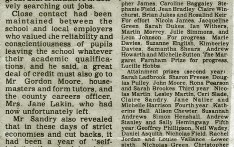 Initiative Helps Campden Pupils 1980