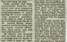 Initiative Helps Campden Pupils 1980