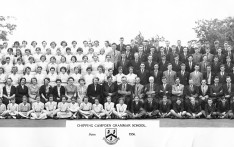 School Photograph 1956
