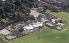 Chipping Campden School Aerial Views