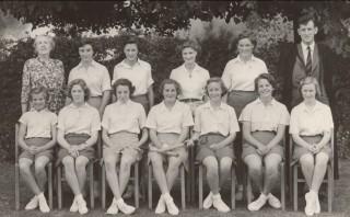 Rounders team c.1950