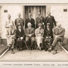 Speech Day 1932