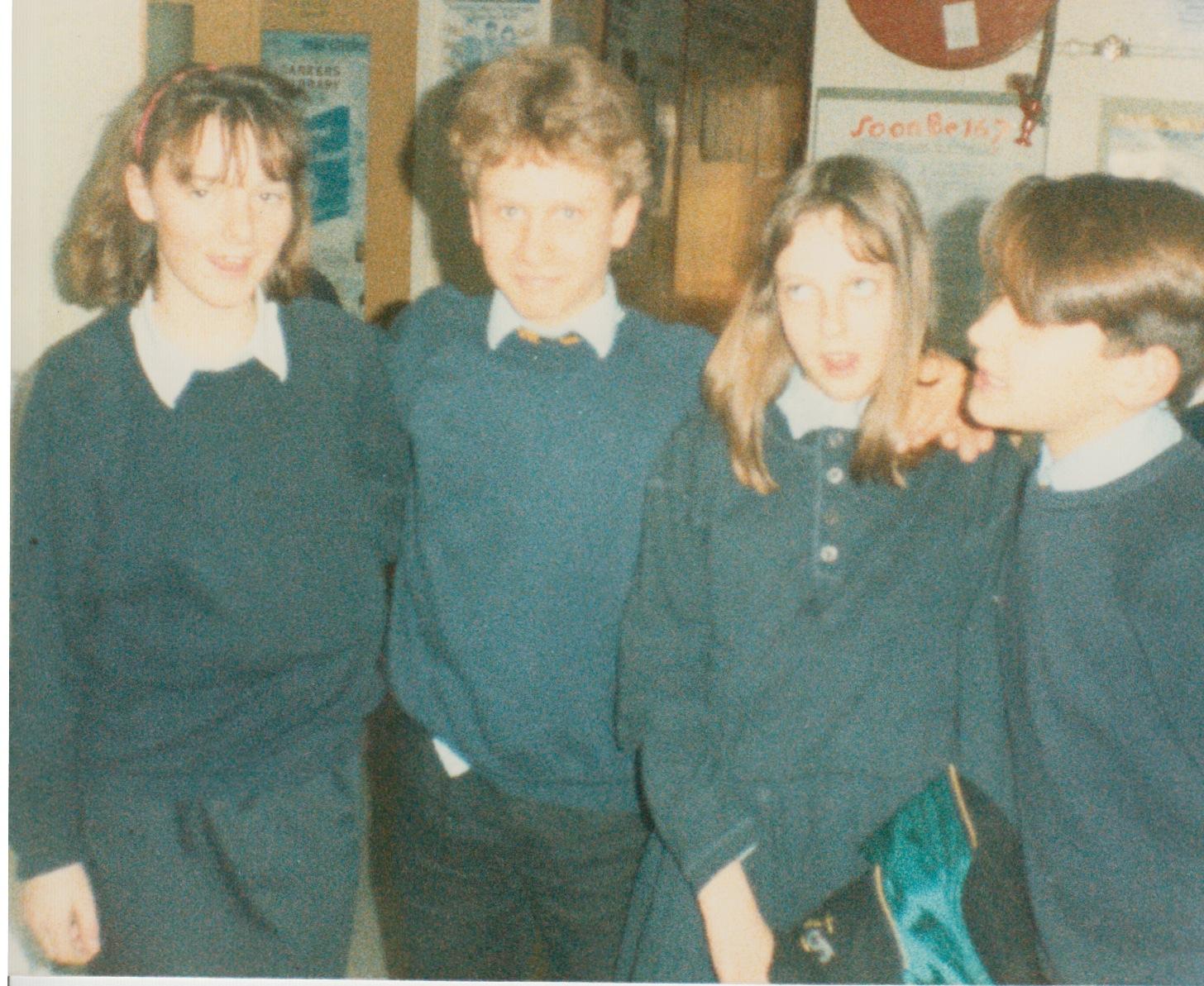 7. School '88