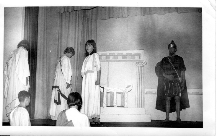 Antigone 1963   Peter Ellis