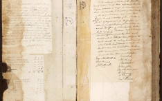 School Ledgers and Documents 1629 - 1994