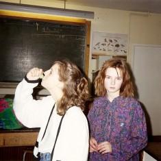 School Days 1989