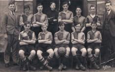First XI Football Team 1934-35