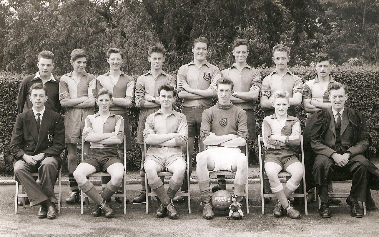 Boys Football 1955-56