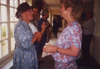 Campden School's Farewell to Miss J.M.Bint (1981)