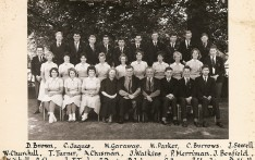 Prefects 1960-61