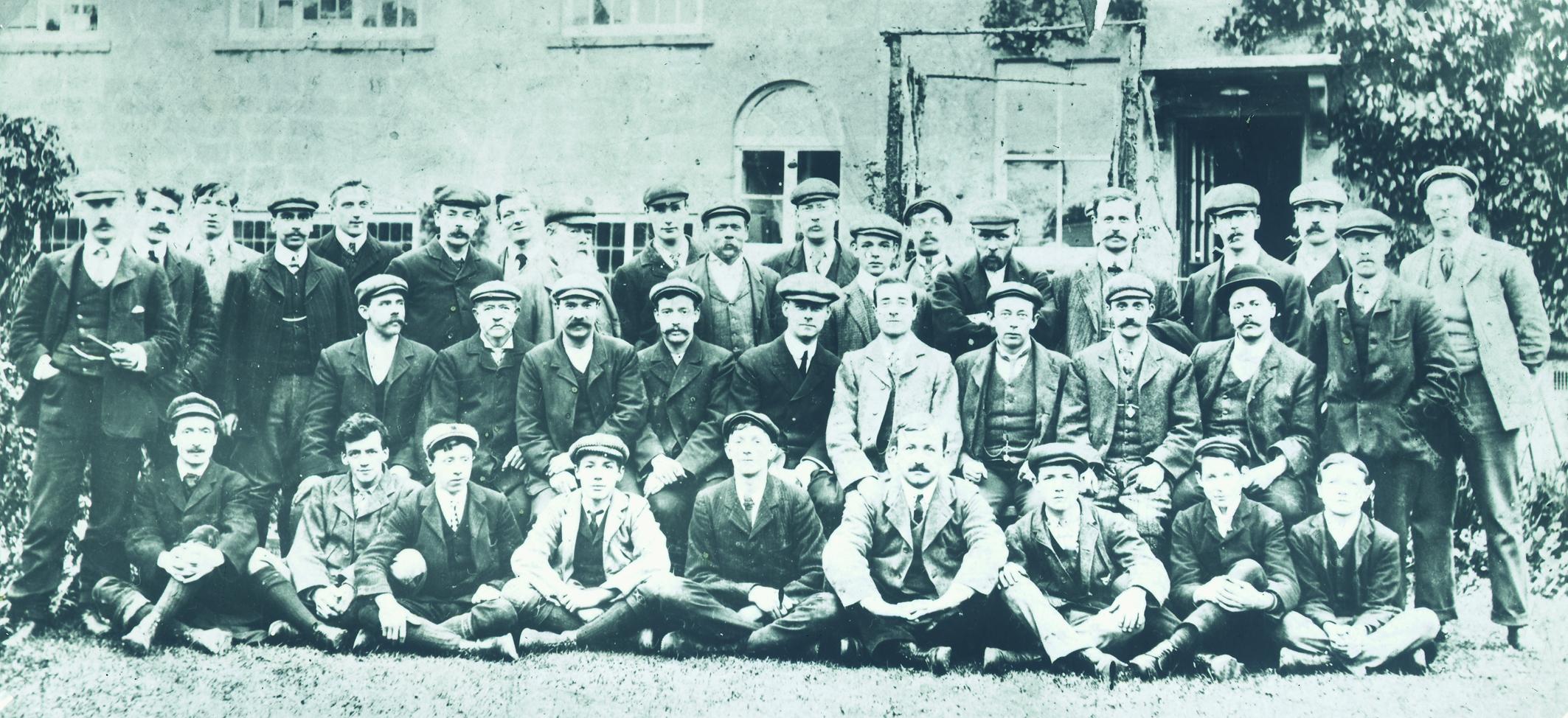 The Guild of Handicraft c 1906-7