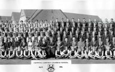 School Photo 1960