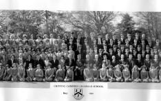 School Photo 1964