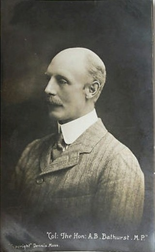 Col. The Hon A. B. Bathurst Esq.