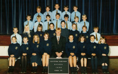 Year Group Photographs