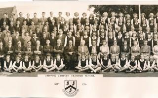 School Photo 1950