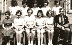 Girls Rounders 196?