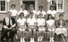 Girls Rounders 1960s?