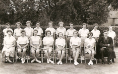 Girls Rounders Date Unknown
