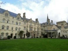 Pembroke College Oxford
