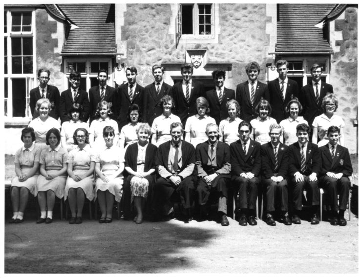 Prefects 1963-64